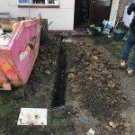 garden drilling