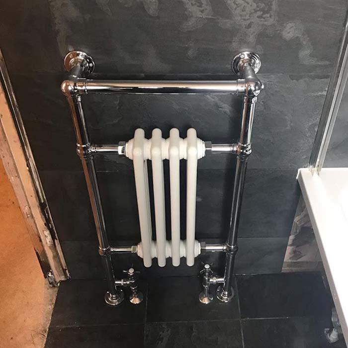 radiator rack